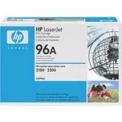 טונר שחור HP 96A C4096A מקורי