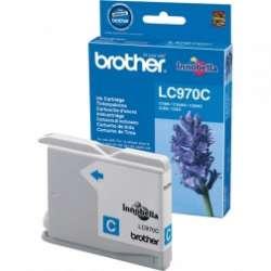 ראש דיו כחול Brother LC970C תואם