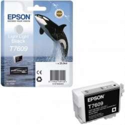 דיו שחור בהיר במיוחד EPSON T7609