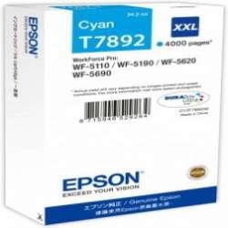 דיו כחול מקורי EPSON T7892