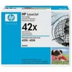 טונר שחור HP 42X Q5942X מקורי