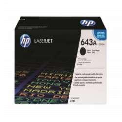 טונר שחור Q5950A מדפסת 4700 שחור HP 643A מקורי