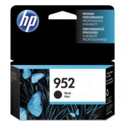 HP 952 דיו מקורי שחור