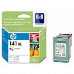 ראש דיו צבעוני HP 141XL CB338HE