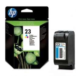 ראש דיו צבעוני HP 23 C1823DE