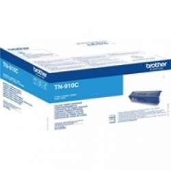 טונר כחול מקורי 9000 דף Brother TN-910C