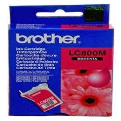 ראש דיו אדום Brother LC800M מקורי
