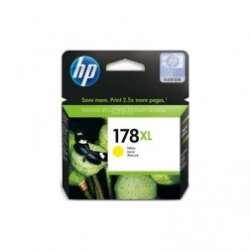 דיו מקורי HP CB325HE צהוב (178XL)