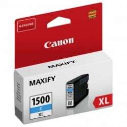 ראש דיו ציאן  Canon PGI-1500XL C קנון