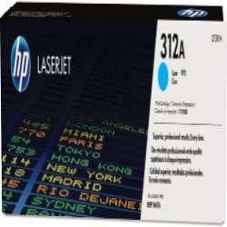 טונר כחול מקורי HP312A