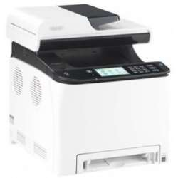 מדפסת לייזר משולבת צבעונית ריקו spc261sfnw