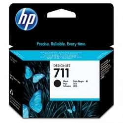 ראש דיו שחור HP 711 80-ml CZ133A