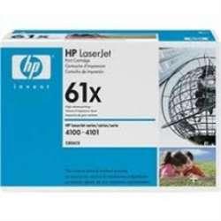 טונר שחור HP 61X C8061X מקורי