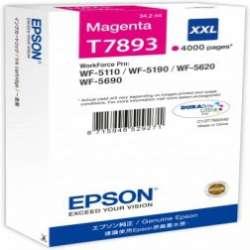 דיו ורוד מקורי EPSON T7893