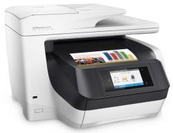 מדפסת הזרקת דיו משולבת  HP Officejet Pro 8720 D9L19A