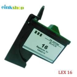 ראש דיו שחור Lexmark 16 10N0016 - 2