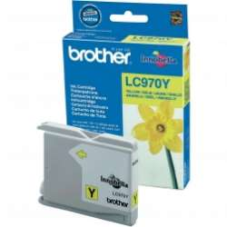 ראש דיו צהוב Brother LC970Y מקורי